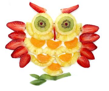 创意水果拼盘
