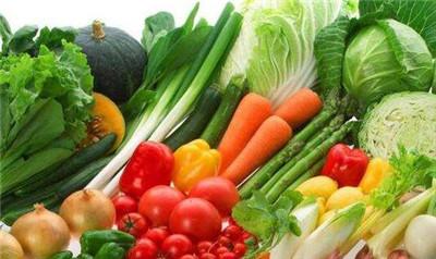 蔬菜种类名称
