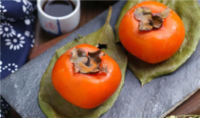 怀孕可以吃柿子吗