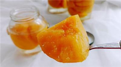 黄桃罐头怎么做